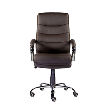 Кресло офисное Бруно М-707 хром, фото 1