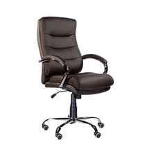 Кресло офисное Бруно М-707 хром, фото 2