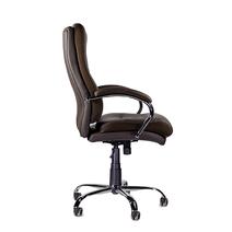Кресло офисное Бруно М-707 хром, фото 3