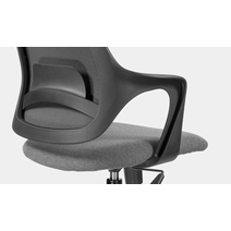 Кресло офисное Ситро М-804 PL grey / MT01-1, фото 10