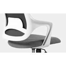 Кресло офисное Ситро М-804 PL white / MT01-4, фото 6