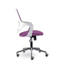 Кресло офисное Ситро М-804 PL white / QH21-1310, фото 3