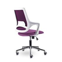 Кресло офисное Ситро М-804 PL white / QH21-1310, фото 4
