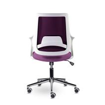 Кресло офисное Ситро М-804 PL white / QH21-1310, фото 5