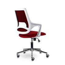 Кресло офисное Ситро М-804 PL white / QH21-1320, фото 4