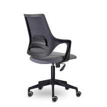 Кресло офисное Ситро М-804 PL black / MT01-1, фото 4