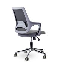 Кресло офисное Ситро М-804 PL grey / MT01-1, фото 3