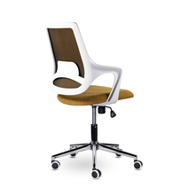 Кресло офисное Ситро М-804 PL white / MT01-4, фото 3