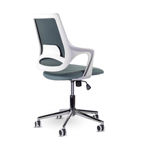 Кресло офисное Ситро М-804 PL white / MT01-6, фото 4