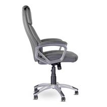 Кресло офисное Ройс М-704 PL silver / HP 0011, фото 3