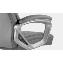 Кресло офисное Ройс М-704 PL silver / HP 0011, фото 6