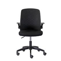 Кресло офисное Торика М-803 PL black / LF2029-01, фото 2