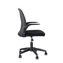 Кресло офисное Торика М-803 PL black / LF2029-01, фото 3