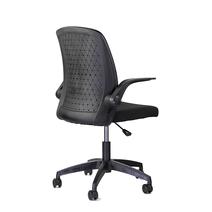 Кресло офисное Торика М-803 PL black / LF2029-01, фото 4