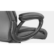 Кресло офисное Веста М-703 PL dark grey / HP 0011, фото 6
