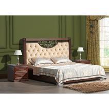 Берта Кровать 1800 с тумбочками, фото 1