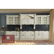 Камелия Кухонный гарнитур 4200 / 4 стекла, фото 3