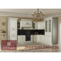 Эмилия Кухонный гарнитур угловой 3850*2560, фото 2