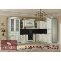 Эмилия Кухонный гарнитур угловой 4150*2260, фото 2