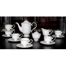 Чайный сервиз Jardine 17 Pcs  tea Set, фото 1