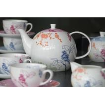Чайный сервиз Sienna 17 Pcs  tea Set, фото 5