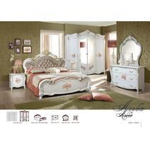 Спальный гарнитур Альба комплект 4-х дверный, фото 2