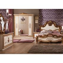 Спальный гарнитур Анита комплект 4-х дверный / кровать 1600, фото 1
