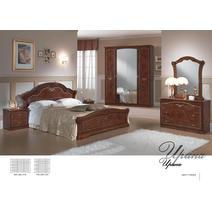 Спальный гарнитур Ирина комплект 4-х дверный / кровать 1600, фото 3