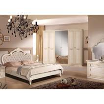 Спальный гарнитур Ирина комплект 6-х дверный / кровать 1800, фото 1