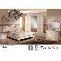 Спальный гарнитур Ирина комплект 6-х дверный / кровать 1800, фото 2