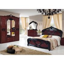 Спальный гарнитур Ольга комплект 4-х дверный / кровать 1600, фото 1