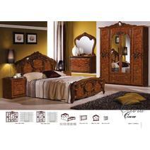 Спальный гарнитур Ольга комплект 4-х дверный / кровать 1600, фото 3