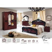 Спальный гарнитур Ольга комплект 4-х дверный / кровать 1600, фото 2