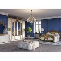 Спальный гарнитур Ольга комплект 6-х дверный / кровать 1600, фото 1