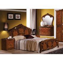 Спальный гарнитур Ольга комплект 6-х дверный / кровать 1600, фото 4