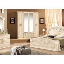 Спальный гарнитур Рома комплект 4-х дверный / кровать 1600, фото 1