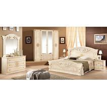 Спальный гарнитур Рома комплект 4-х дверный / кровать 1600, фото 2