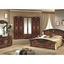 Спальный гарнитур Рома комплект 6-х дверный / кровать 1600, фото 1