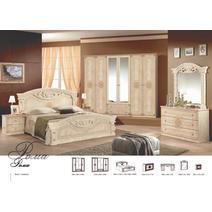 Спальный гарнитур Рома комплект 6-х дверный / кровать 1600, фото 2