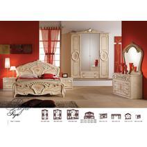 Спальный гарнитур Роза комплект 4-х дверный / кровать 1600, фото 2