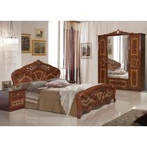 Спальный гарнитур Роза комплект 4-х дверный / кровать 1600, фото 3