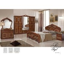 Спальный гарнитур Роза комплект 6-х дверный / кровать 1600, фото 3