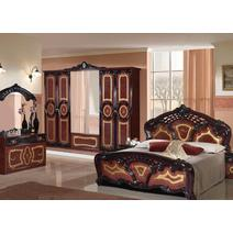 Спальный гарнитур Роза комплект 6-х дверный / кровать 1600, фото 1