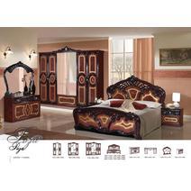 Спальный гарнитур Роза комплект 6-х дверный / кровать 1600, фото 2