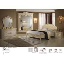Спальный гарнитур Диана комплект 4-х дверный / кровать 1600, фото 2