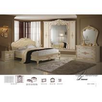 Спальный гарнитур Диана комплект 6-х дверный / кровать 1600, фото 2