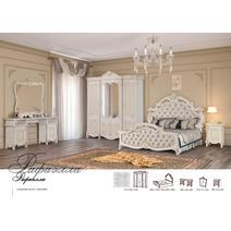 Спальный гарнитур Рафаэлла комплект 4-х дверный / кровать 1800, фото 2
