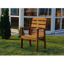 Садовая мебель Дизайнерский стул Woodly MAK, фото 5