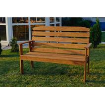Садовая мебель Скамья Woodly MAK 1500, фото 4
