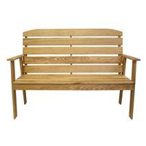 Садовая мебель Скамья Woodly MAK 1500, фото 1